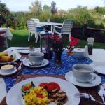 Delicious breakfast...