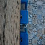 decorative detail - terrace