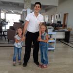 Asterias Beach Hotel Photo