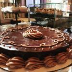 Flourless Dark Chocolate Torte