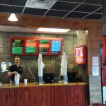 Service Counter - Cook Out