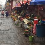 a street in San Cristobal