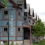 Foto de The Porches Inn at MASS MoCA