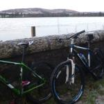 Biking in the winter with Alyth Cycles