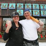Market Side Food Shop & Cafe Foto