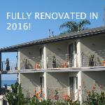 Fully renovated March 2016!