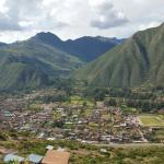 Urubamba view!