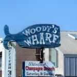 Woody's Wharf, Balboa Peninsula, Newport Beach, Ca