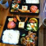 Bento boxes.......Oishi!!!
