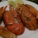 This Crayfish was served last year, but no more available.