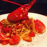 Lobster tonnarelli