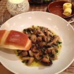 Garlic mushrooms - believe me, it just works!!