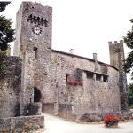 La fortification de Larressingle - environ 300 de l'auberge