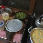 Dinnerpreparation