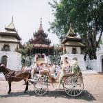 a fairy-tale wedding