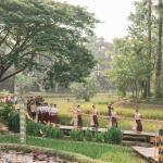 traditional Thai engagement ceremony