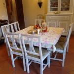 Communal kitchen room