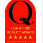 5* Fish and Chip Quality Award.