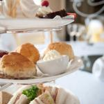 Afternoon Tea is available