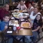 Noite em família!