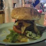 K B Burger House