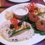 INCREDIBLE Mezze to share!