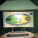 Photo de Area Sosta Camper Cavallari