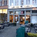Quick at Markt in Bruges