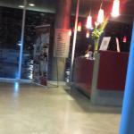 Lobby del hotel..