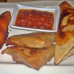 African Cigars, Vegetarian Triangles and Mince Samosas