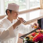 Japanese Chef de Cuisine Masafumi Senga