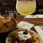 Happy hour on Tuesday  Wednesday Thursdays 3 tooo 6 . Great food and awesome margaritas
