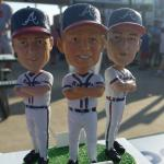 They give away great bobbleheads