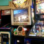 Games,  bring quarters no change machine 😊