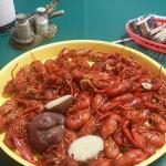 3 Pounds Crawfish