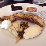 Max Fish Artisanal Cheese Plate