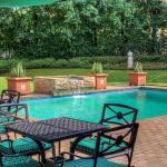 Town Lodge Midrand Pool Deck