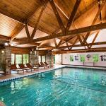Chevin Country Park Hotel Otley Leisure Club Pool
