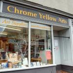 Chrome Yellow Arts
