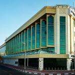 Facade view of Al Khoory Executive Hotel
