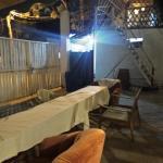 Common dinning area