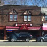 New name is Siam Thai, per sign in front.