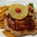 Panfried Chicken Steak