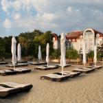 Sheraton Sopot Hotel - Private Beach