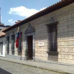 fachada actual casa del libertador