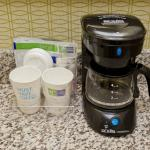 Guest Room Coffee Maker