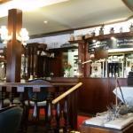 Restaurant mit Cafe Am Park Foto