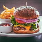 Hand Pressed Burger
