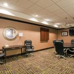 Our Board Room has plenty of room for your next meeting.