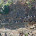 Buddha statues at Akauk Tuang